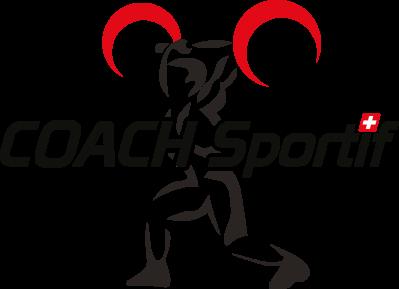 Logo coach sportif 2
